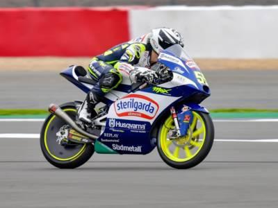 Moto3, l'Italia conquista (ancora…) l'Inghilterra! Tripletta a Silverstone: Fenati vince davanti ad Antonelli e Foggia!