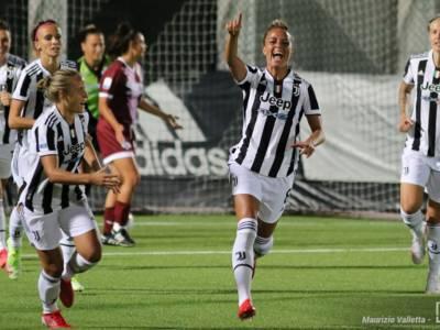Calcio, Champions League femminile 2021: buona la prima per la Juventus, Vllaznia sconfitto 2-0