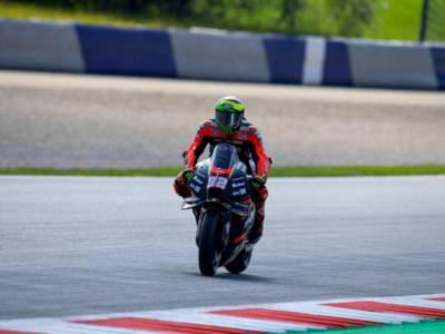MotoGP, Mondiale 2021: Lorenzo Savadori torna in pista a Silverstone