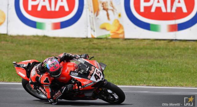 """Superbike, Scott Redding: """"Non avevo aspettative per questa gara"""""""