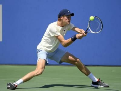 """Tennis, Jannik Sinner: """"Felice per aver conquistato la Finale e ora voglio vincere il titolo!"""""""