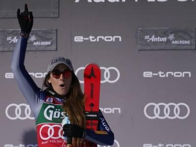 Sci alpino, Sofia Goggia annuncia il suo nuovo head sponsor: Red Bull sarà il marchio