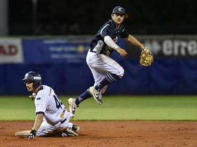 Baseball, Serie A 2021: i recuperi premiano Bologna e Parma