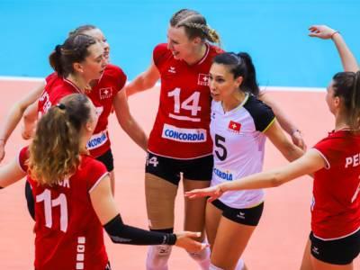 Volley femminile, Europei 2021: si chiudono le sfide del girone con Italia-Svizzera