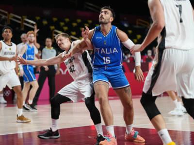 """Basket, Olimpiadi Tokyo: Tessitori """"Gobert è tra i più forti al mondo. Dovremo essere aggressivi"""""""