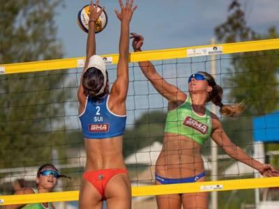 Beach volley, World Tour 2021, Budapest. Marchetto/Dal Corso e They/Breidenbach in semifinale!