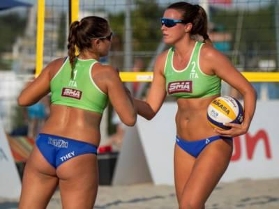 Beach volley, World Tour Montpellier e Brno. They/Breidenbach nelle qualificazioni in Repubblica Ceca. Scampoli/Bianchin già in main draw