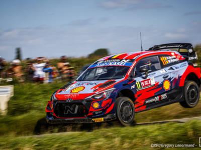 Rally Belgio 2021: Thierry Neuville profeta in Patria, si rilancia nella lotta per il titolo