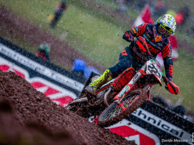Motocross, GP Spagna MXGP 2021: Tony Cairoli a caccia del podio, Herlings prova l'allungo in Campionato