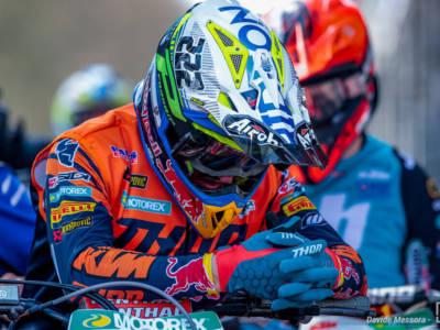 VIDEO Tony Cairoli, che botta a Riola Sardo! Forfait per il GP di Sardegna