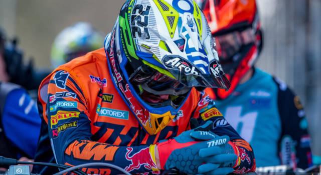 Motocross MXGP, GP Sardegna 2021: Tony Cairoli vuole lasciare il segno per l'ultima volta, Herlings pericolo n.1
