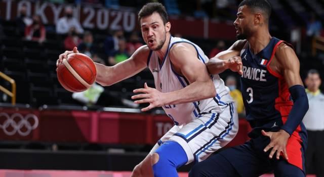 """Basket Olimpiadi Tokyo, Danilo Gallinari: """"E' stato un bellissimo percorso. Speriamo di aver emozionato i tifosi"""""""