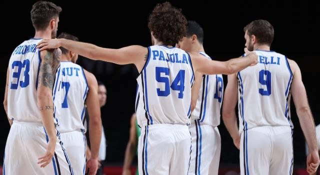 LIVE Italia-Francia 75-84, Olimpiadi basket in DIRETTA: gli azzurri cedono solo nei secondi finali