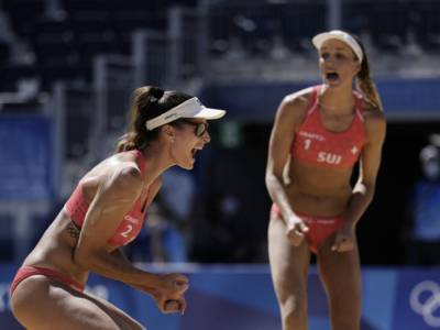Beach Volley, Olimpiadi Tokyo: le svizzere Verge-Depre ed Heidrich conquistano la medaglia di bronzo