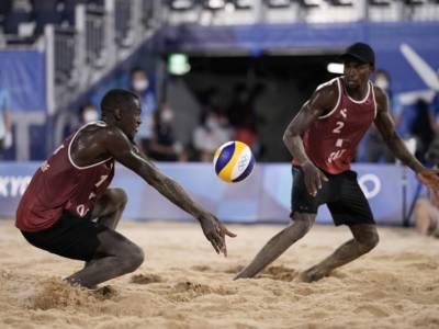 Beach Volley, Olimpiadi Tokyo: i qatarioti Cherif/Ahmed si prendono la medaglia di bronzo