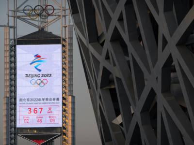 Olimpiadi 2022: il Cio sotto accusa per i diritti umani violati in Cina
