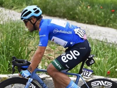"""Vincenzo Albanese 2° al Memorial Pantani: """"Sonny Solbrelli farà medaglia ai Mondiali. Non potevo batterlo"""""""
