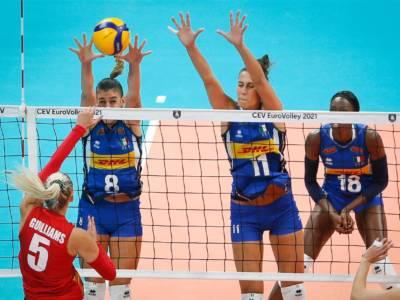 Volley, il tabellone dell'Italia agli Europei. Russia 'diversa', poi possibile Olanda