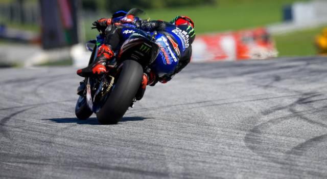 """MotoGP, Fabio Quartararo: """"Partire in prima fila è fondamentale, sono molto contento"""""""