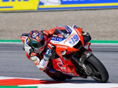"""MotoGP, Jorge Martin:""""Sono emozionato, pochi sanno il lavoro che ho fatto per recuperare"""""""