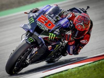 MotoGP, GP Emilia Romagna 2021: si parte con le prove libere, Fabio Quartararo vuole chiudere i conti