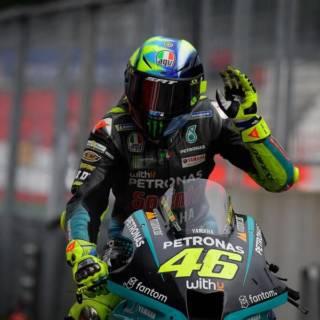 Moto2, Valentino Rossi avrà 4 moto nel 2022 con la VR46