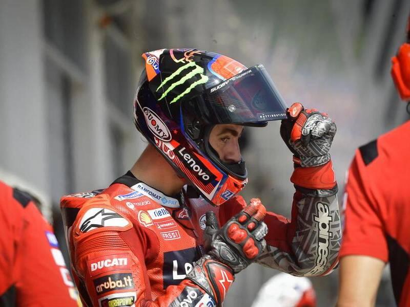 MotoGP, la cancellazione del GP d'Argentina ha falsato il calendario. Una gara in meno per Bagnaia, Quartararo sorride