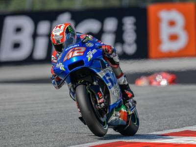 MotoGP, risultati e classifica warm-up GP Misano 2021: Rins precede Quartararo, Bagnaia terzo. Valentino Rossi 19°