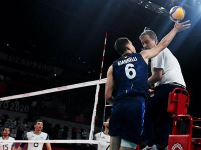 """Volley, Simone Giannelli: """"Troppi errori, non siamo stati abbastanza cinici"""""""
