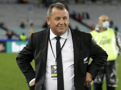 Rugby, All Blacks: Ian Foster confermato ct fino ai Mondiali 2023