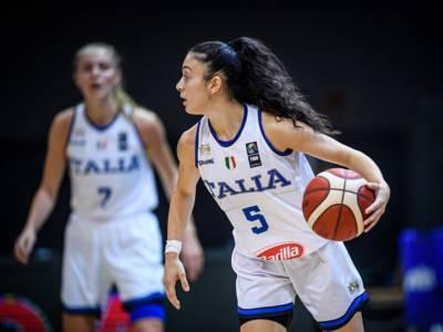 Basket femminile, Mondiali Under19: Italia sconfitta dall'Australia. Domani gli ottavi contro l'Ungheria
