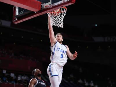 """Basket, Nicolò Melli: """"Molto dispiaciuti, ma non vediamo l'ora di tornare in campo in azzurro"""""""