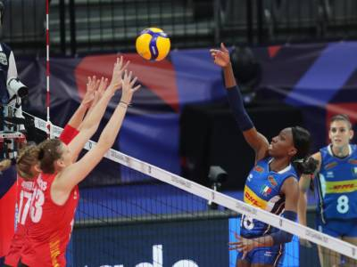 Italia-Belgio 3-1, le pagelle delle azzurre: De Gennaro volante, Egonu e Pietrini dinamitarde, Sylla in crescita