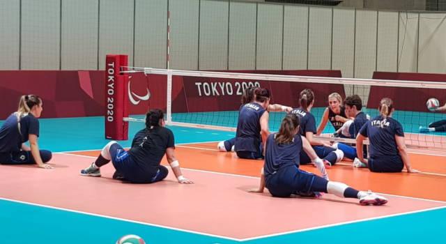 Sitting volley, l'Italia debutta alle Paralimpiadi con una vittoria: 3-0 schiacciante sul Giappone. Sogno semifinali