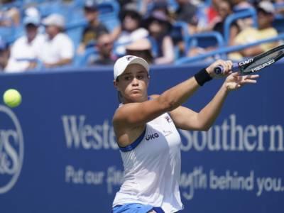 Tennis, WTA Cincinnati 2021: Barty domina la finale contro Teichmann