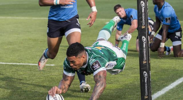 Rugby: Benetton Treviso e Zebre in diretta su Mediaset