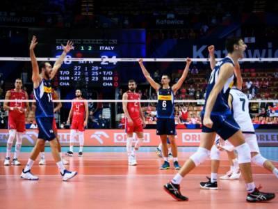 LIVE Italia-Slovenia 3-2 volley 2021 in DIRETTA: vinciamo tutto! Giannelli MVP degli Europei, le pagelle