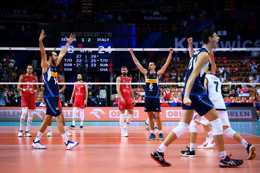 LIVE Italia Slovenia 3 2 volley 2021 in DIRETTA: vinciamo tutto! Giannelli MVP degli Europei, le pagelle