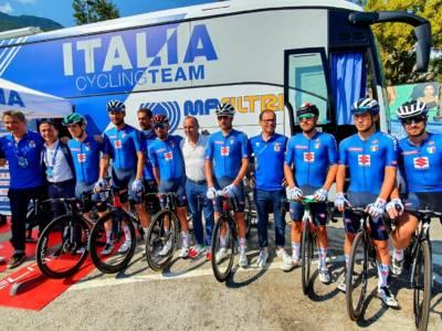 LIVE Ciclismo, Europei 2021 in DIRETTA: Sonny Colbrelli campione! Video gesto dell'ombrello di Evenepoel