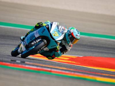 Moto3, risultati FP2 GP San Marino 2021: ancora grande Italia a Misano! Foggia comanda la FP2 con 5 azzurri nei primi 6