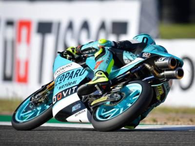 Moto3, risultato FP3 GP Aragon: Foggia detta il passo, ottimi riscontri per gli italiani