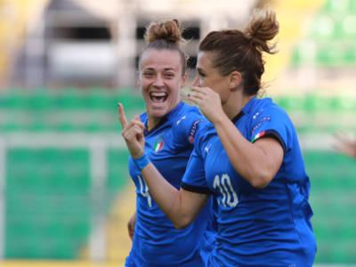 LIVE Croazia-Italia 0-0 calcio femminile in DIRETTA: si parte!