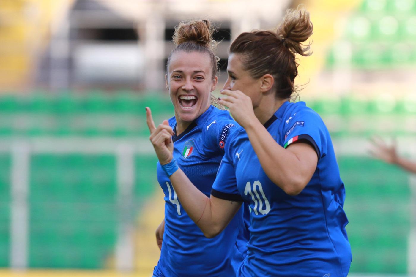 LIVE Croazia Italia 0 2 calcio femminile in DIRETTA: inizia la ripresa!