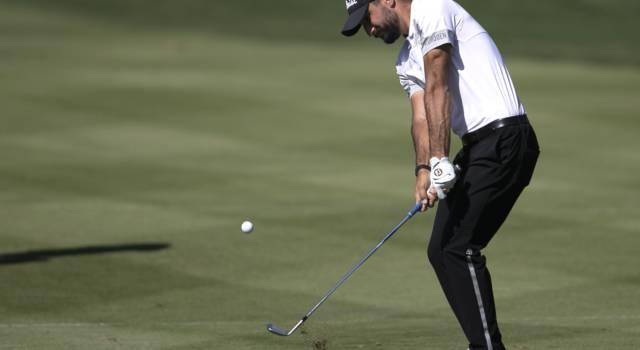 Golf, Aphibarnrat resta al comando del BMW PGA Championship dinanzi ad uno straordinario Francesco Laporta