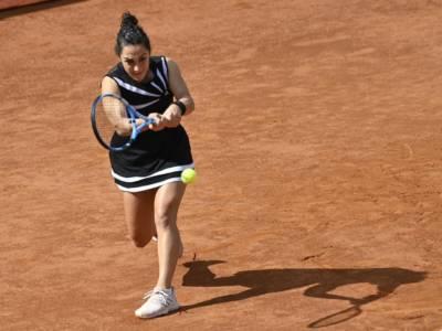 WTA Karlsruhe 2021: Martina Trevisan va in finale dopo una dura battaglia con Maryna Zanevska