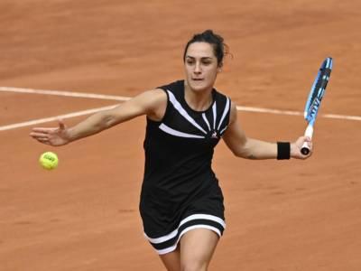 WTA Karlsruhe 2021: Martina Trevisan perde la finale contro Mayar Sherif