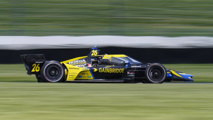 IndyCar Laguna