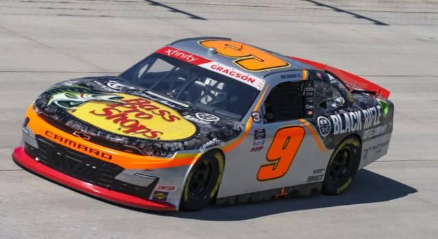 NASCAR Xfinity Series, Richmond: Gragson concede il bis