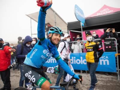 Trofeo Matteotti 2021: Vincenzo Albanese lancia la sfida a Matteo Trentin e Diego Ulissi