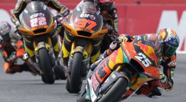 Moto2, GP San Marino 2021: Raul Fernandez a Misano lancia la sfida definitiva a Remy Gardner